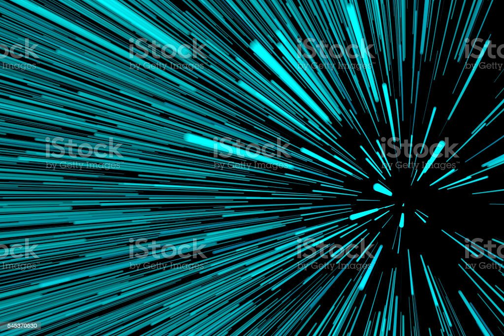 abstract colorful speed motion blur background stock photo