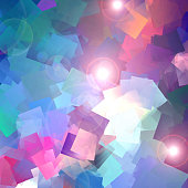 Abstract coloring background