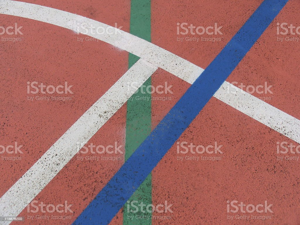 Abstract Colors royalty-free stock photo