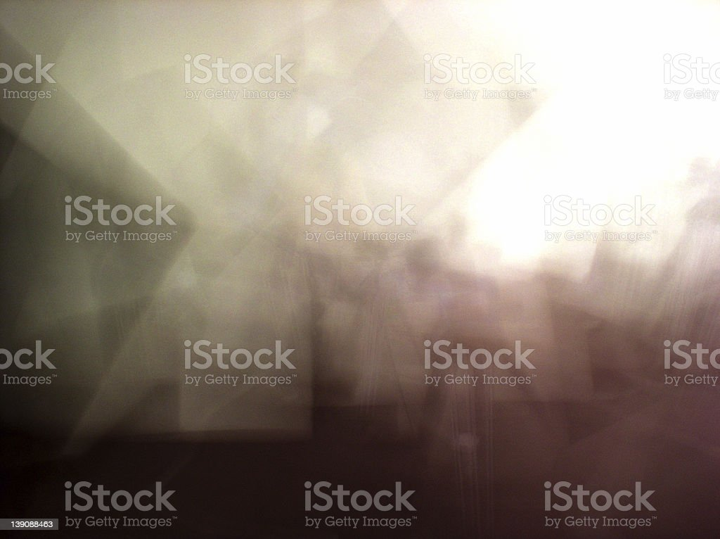 Abstract Cubism royalty-free stock photo
