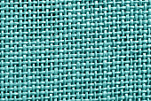 Abstract cyan braided texture