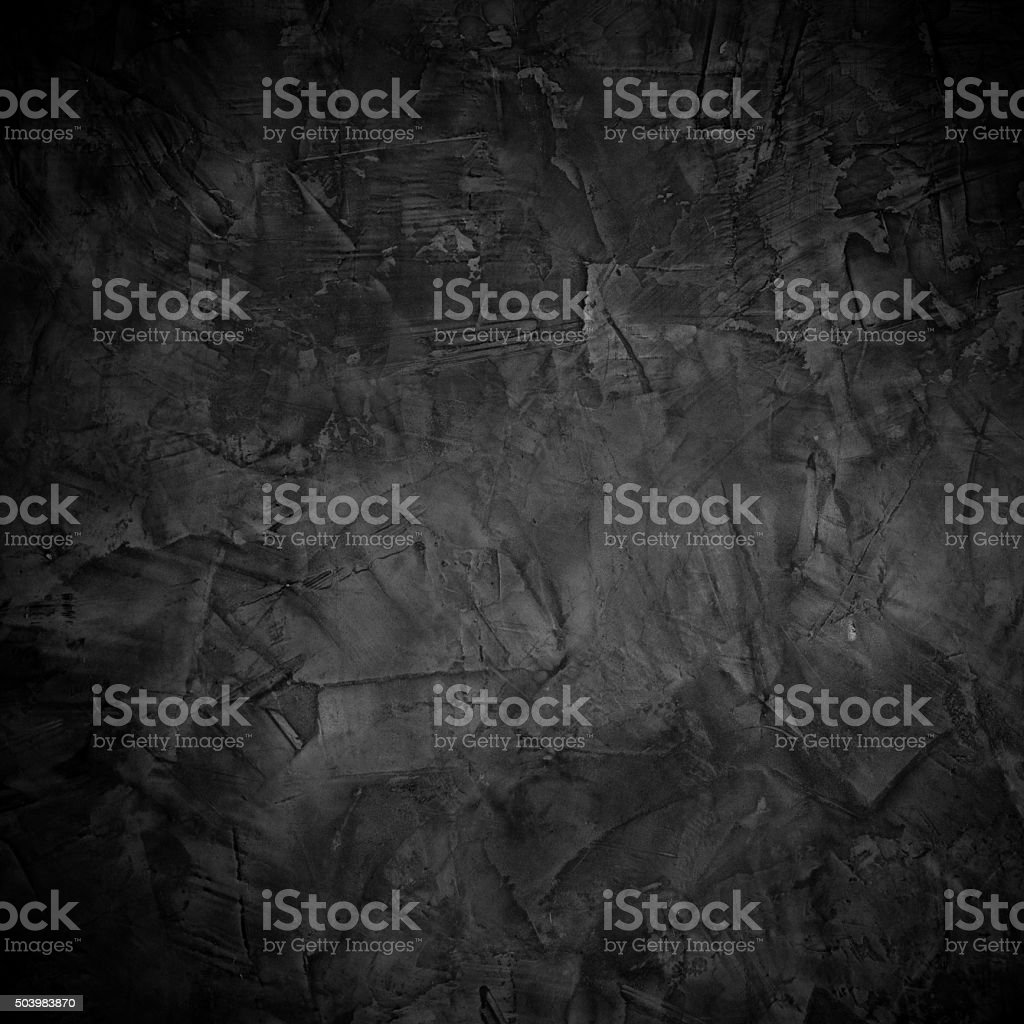 abstract dark cement texture background stock photo