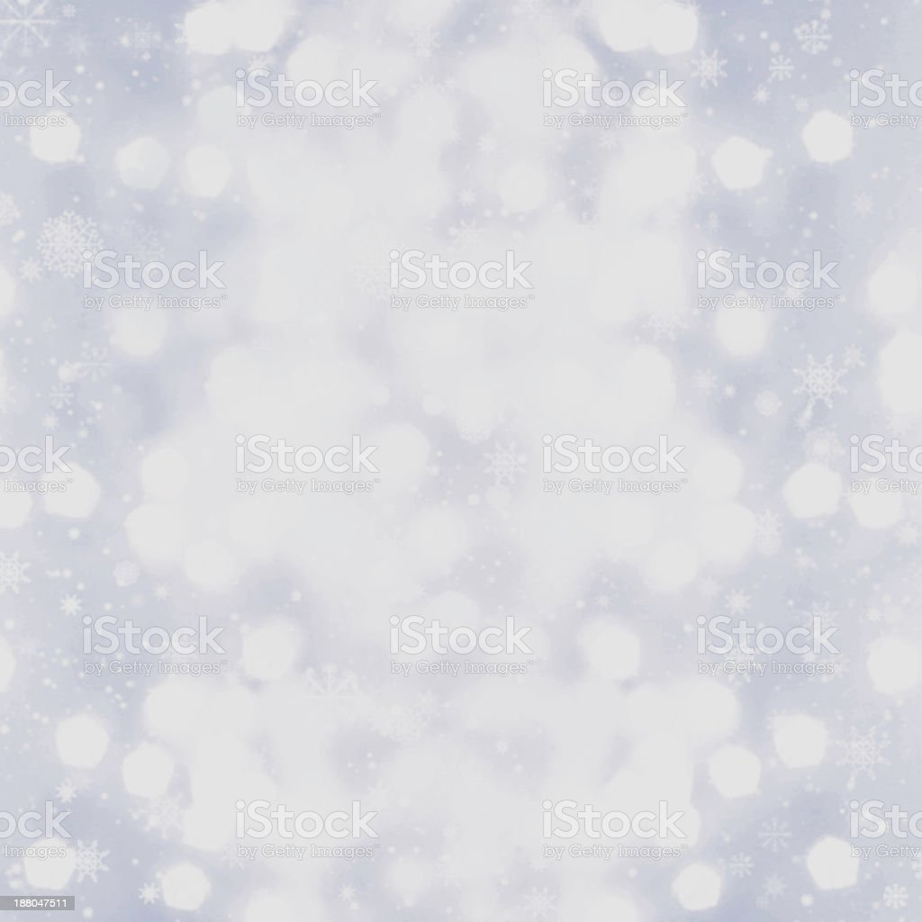 Abstract Defocused Christmas background  with  glowing magic bok royalty-free stock photo