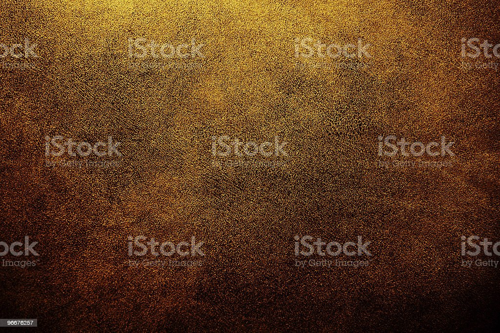 Abstract design of brownish leather background pattern stock photo
