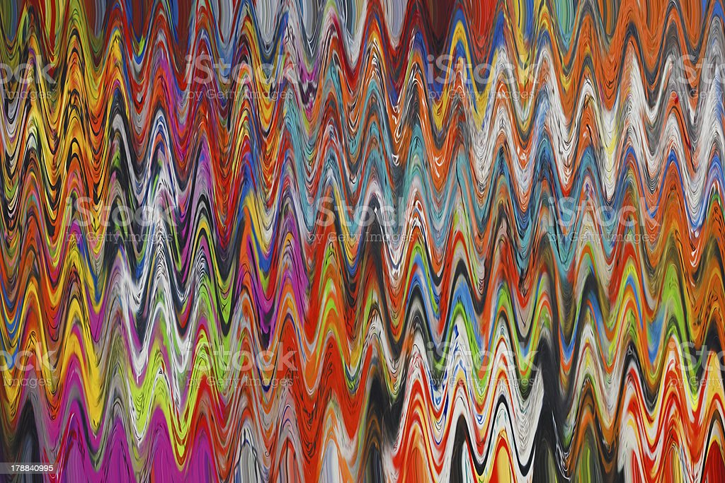 abstract digital art background royalty-free stock photo