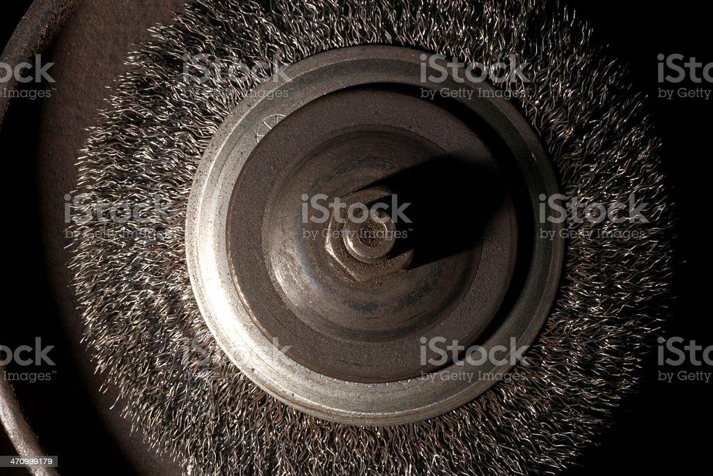 Abstract Dishwasher Wheel royalty-free stock photo
