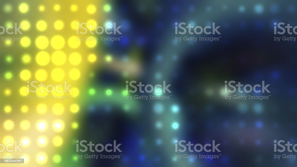 abstract dots background stock photo
