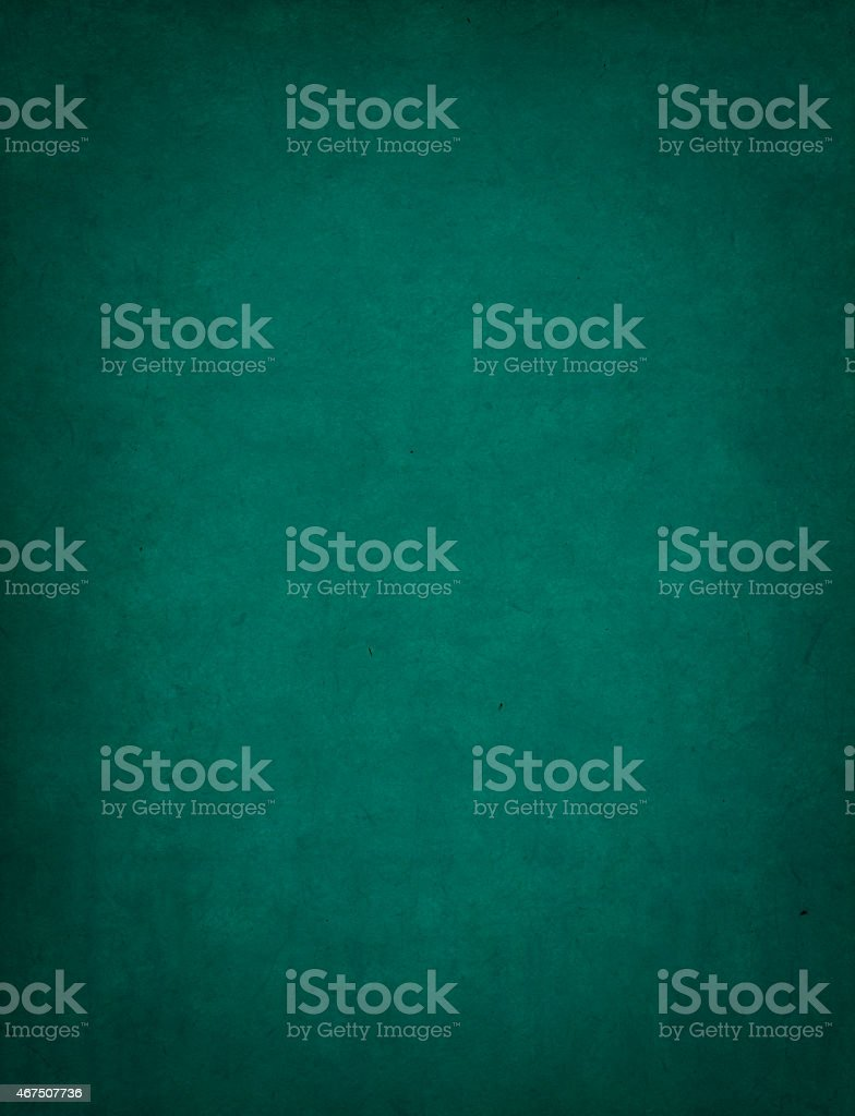 Abstract Emerald Painted Background stock photo