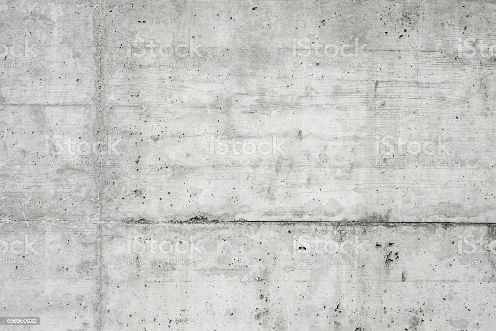 Abstract empty background.Photo of blank concrete wall texture. Grey washed cement surface.Horizontal. stock photo
