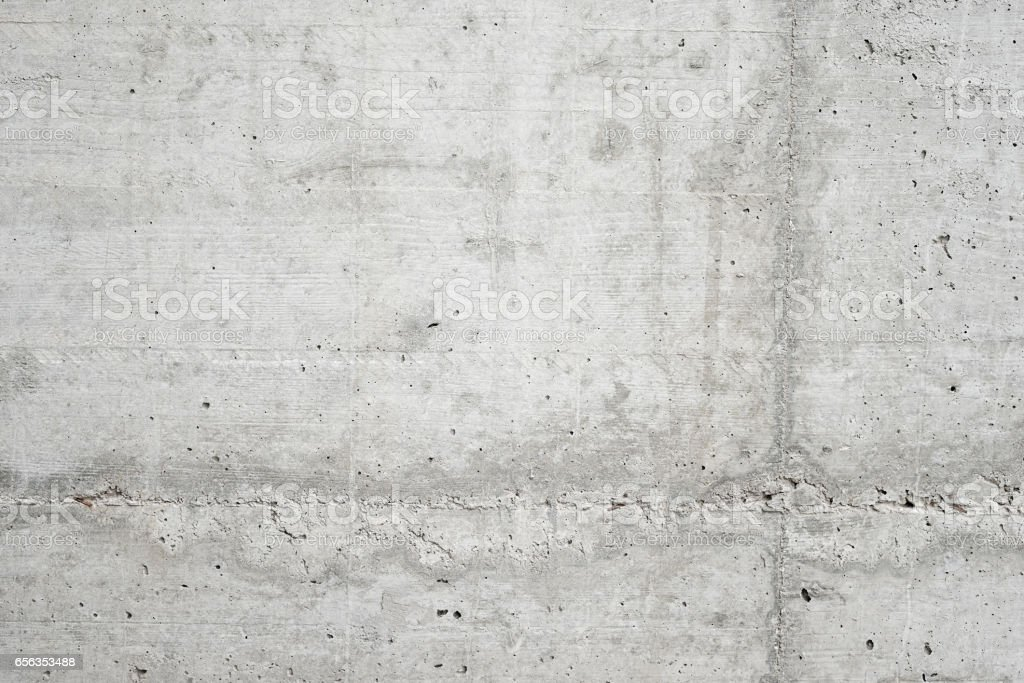 Abstract empty background.Photo of blank natural concrete wall texture. Grey washed cement surface.Horizontal. stock photo