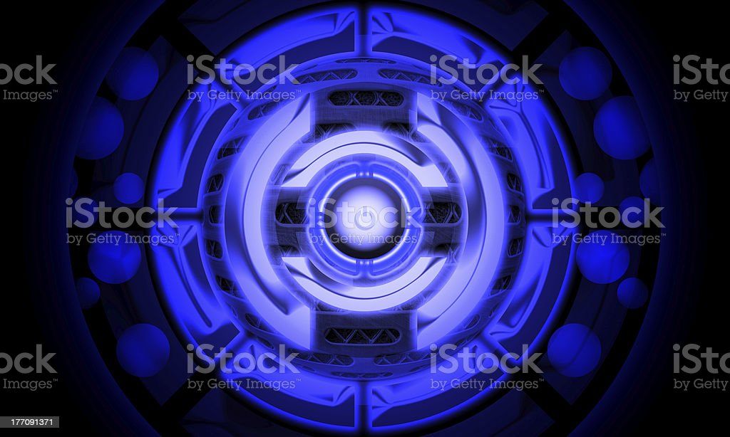 Abstract energy royalty-free stock photo