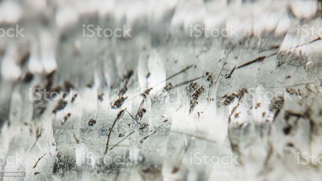 Abstract faceted crystallized background stock photo