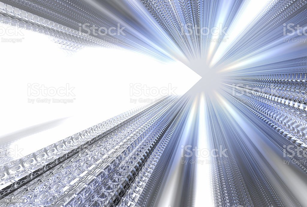 Abstract fast connection 101 stock photo