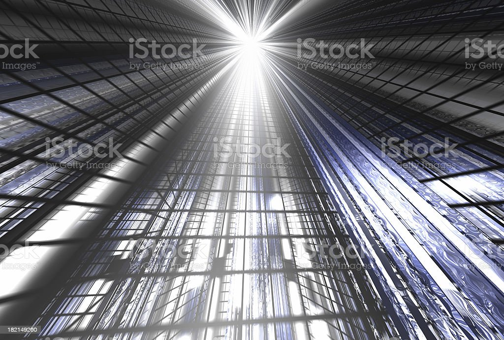 Abstract fast connection 109 royalty-free stock photo