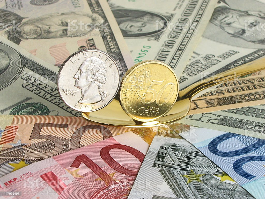 Abstract. Finance royalty-free stock photo