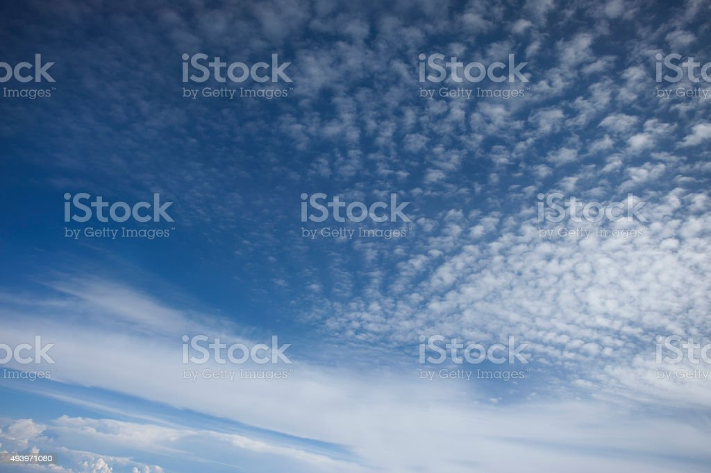 abstract fish scale colorful clouds stock photo