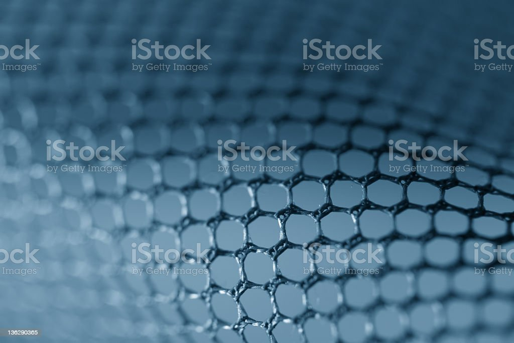 Abstract fishing net royalty-free stock photo