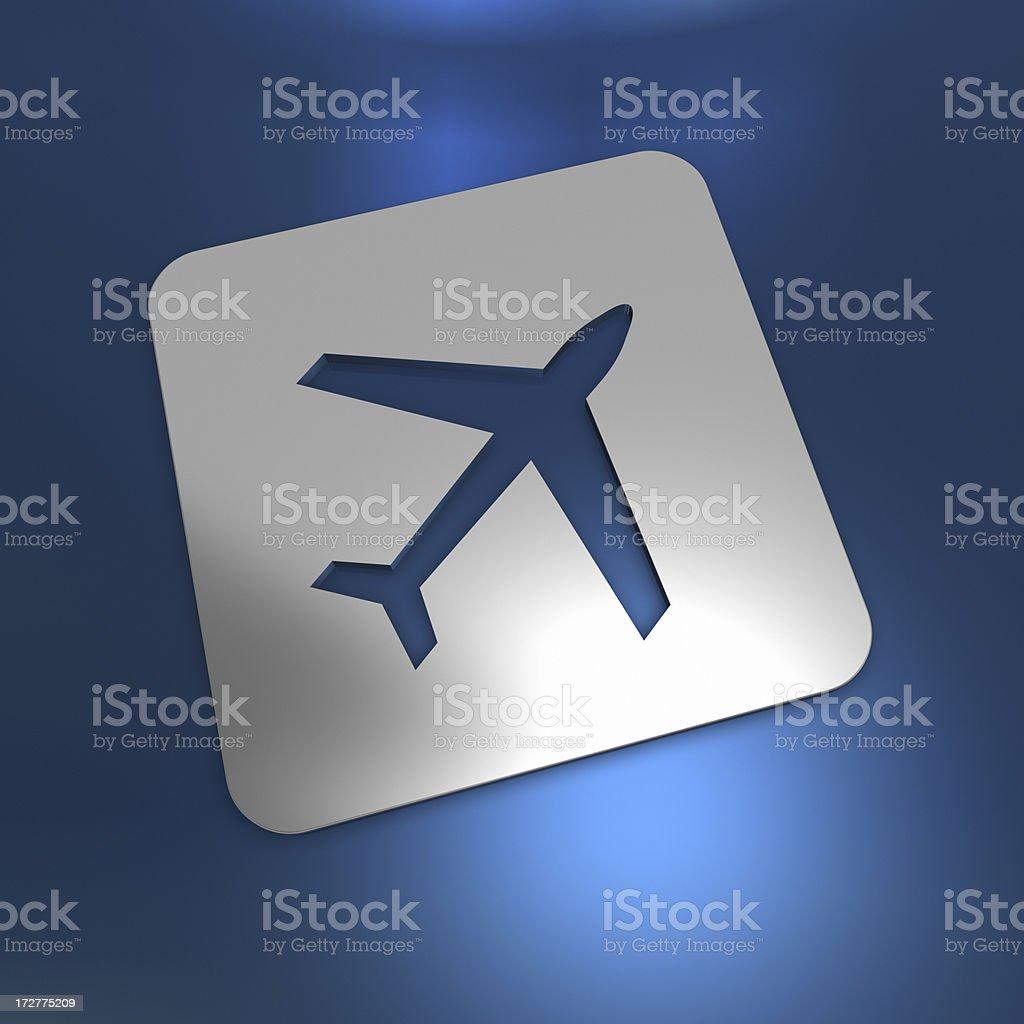 abstract flight royalty-free stock photo