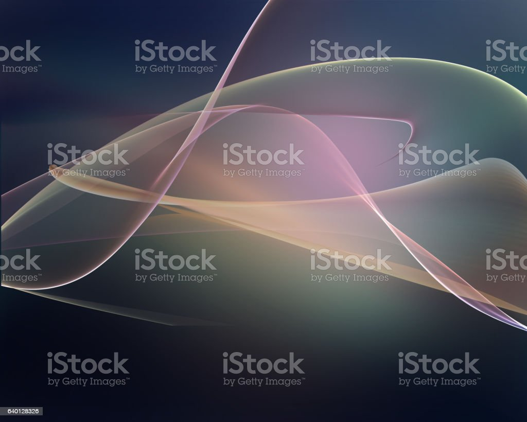 Abstract flow background stock photo