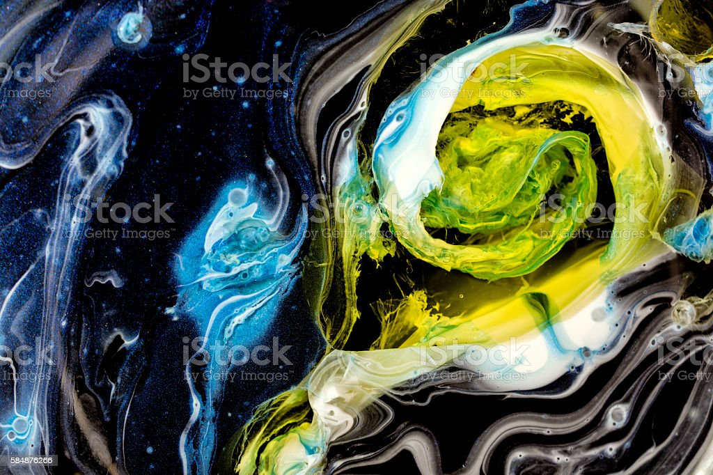 abstract flower-flor abstracta stock photo