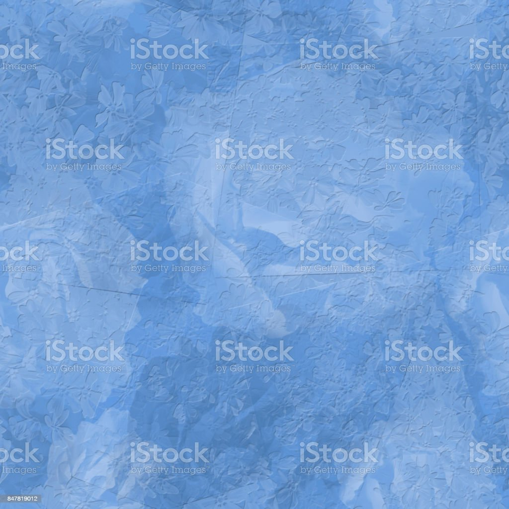 Abstract flowers background,seamless pattern stock photo