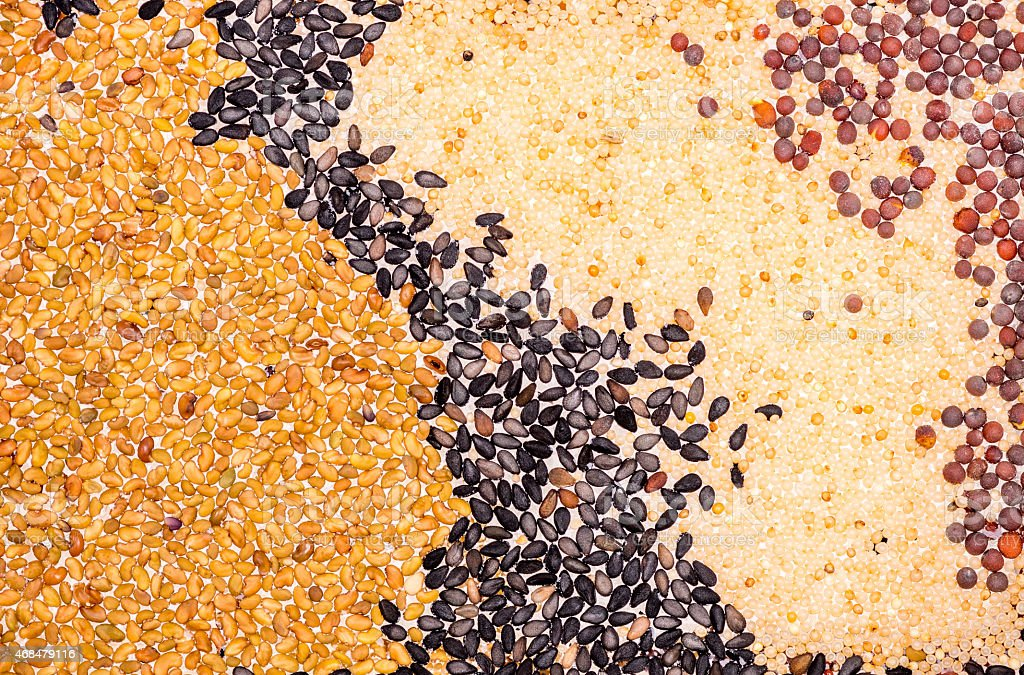 Abstract food backgrounds stock photo