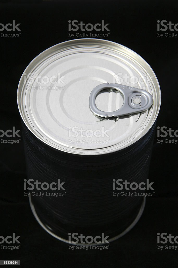 Abstract Food Can royalty-free stock photo