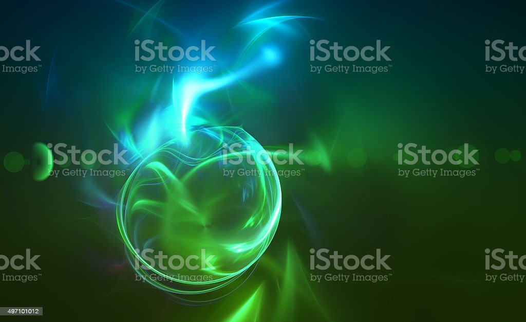Abstract futuristic background for modern design stock photo