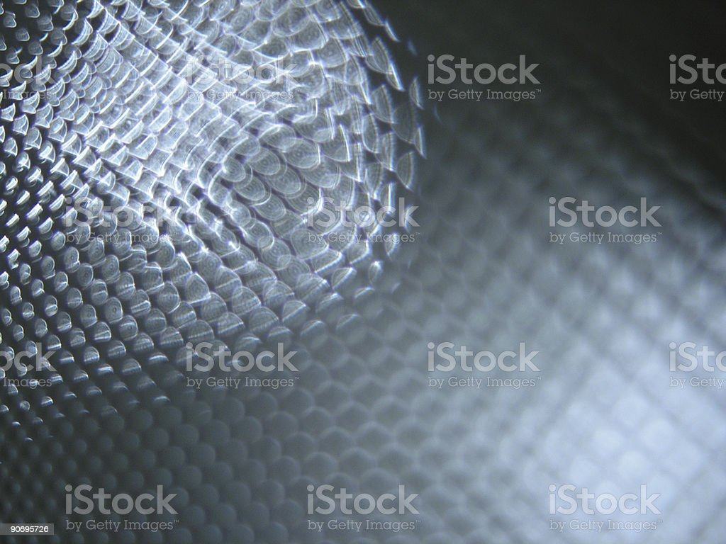 Abstract glass pattern royalty-free stock photo