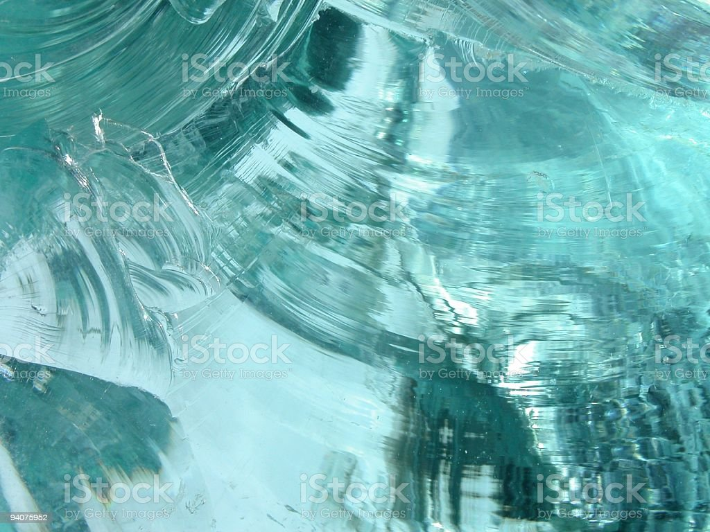 Abstract Glass royalty-free stock photo
