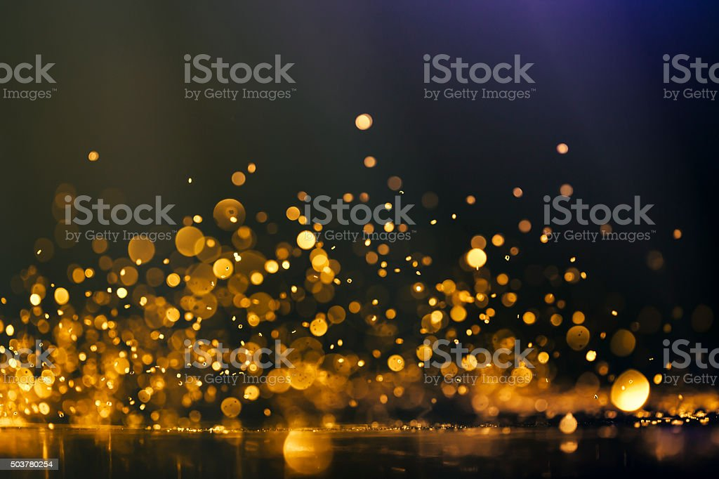 Abstract glitter background - Party dynamic stock photo