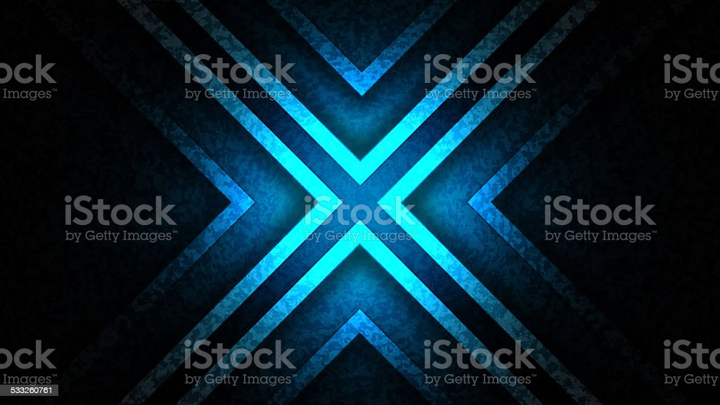 Abstract Glowing Wallpaper stock photo