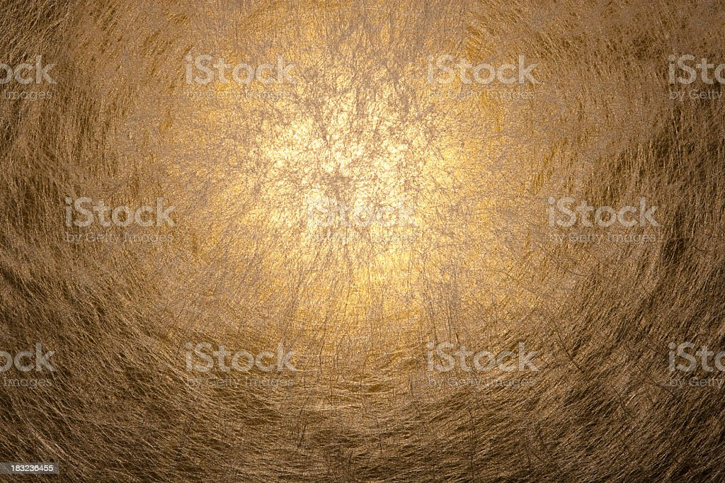 Abstract gold background royalty-free stock photo