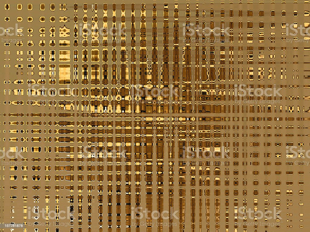 Abstract Golden background stock photo