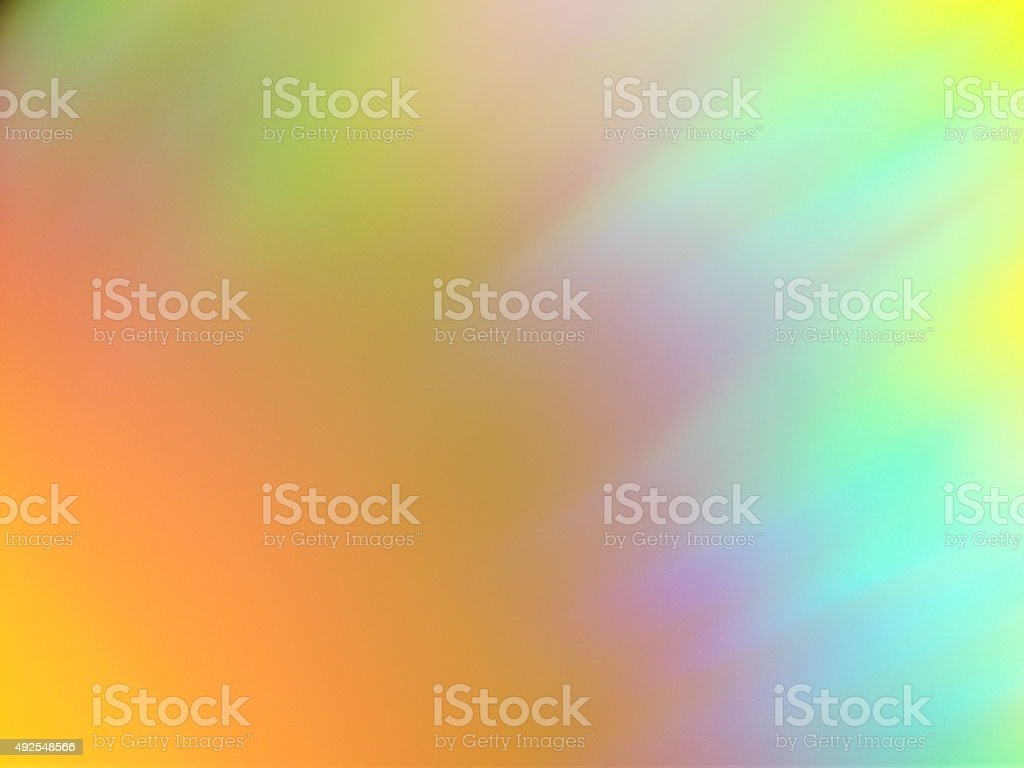 Abstract Gradient Background in Streaked Rainbow Pastel Colors stock photo