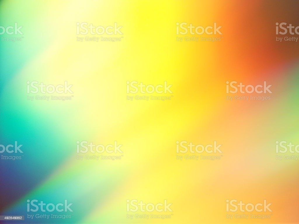 Abstract Gradient Background  Streaks in Blue, White, Yellow and Orange stock photo