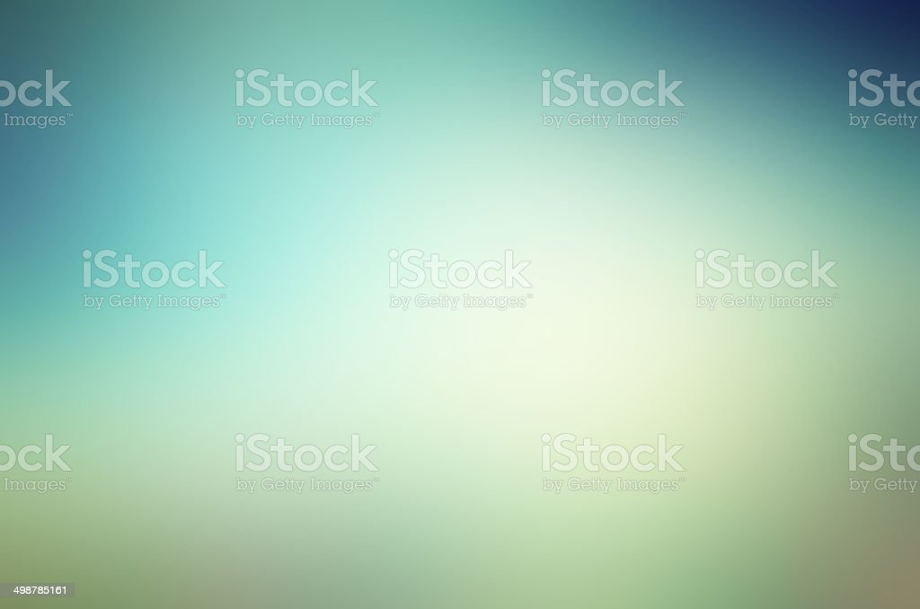 Abstract gradient background with blue and green colors royalty-free stock photo