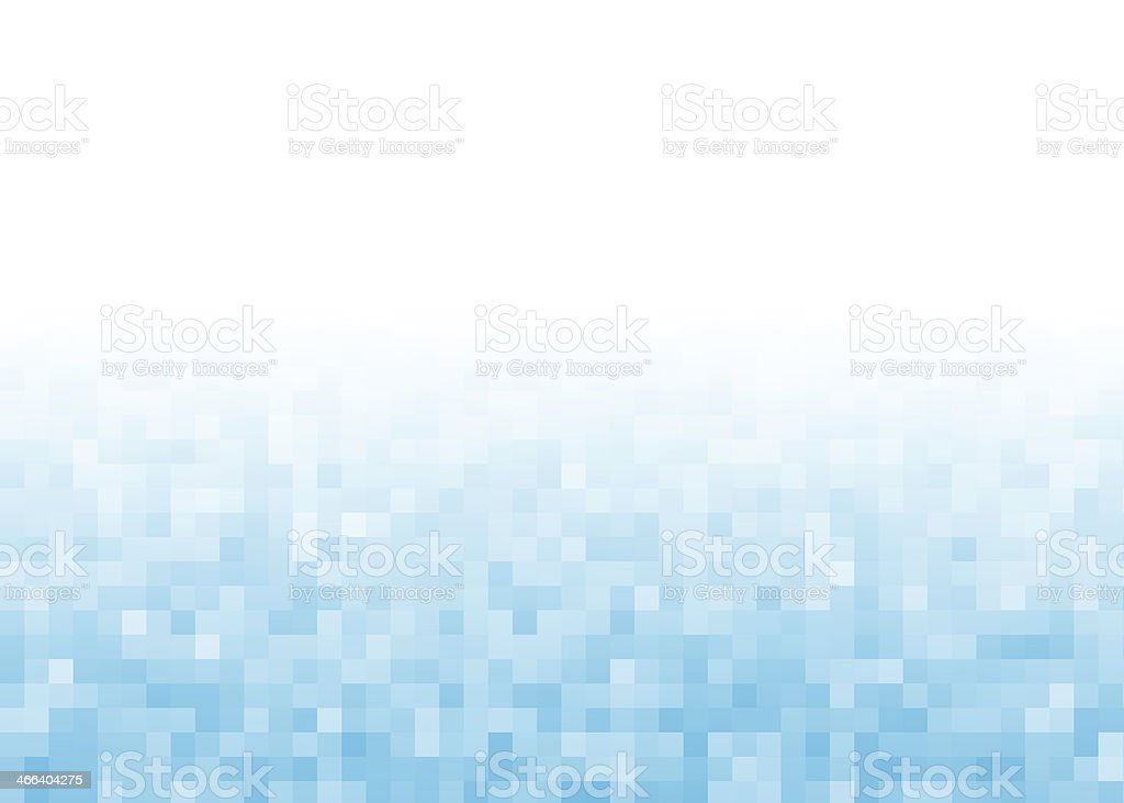 Abstract gradient pixel background stock photo