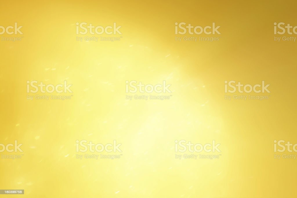 Abstract gradient yellow background stock photo