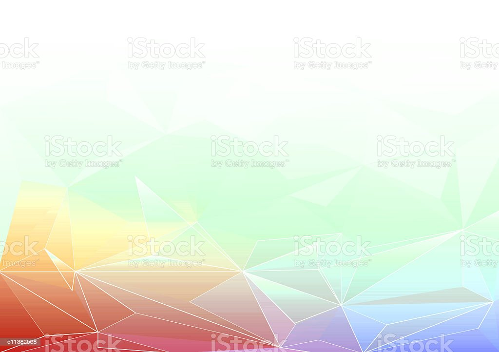 abstract graphic background polygon design. triangle shape  patt stock photo