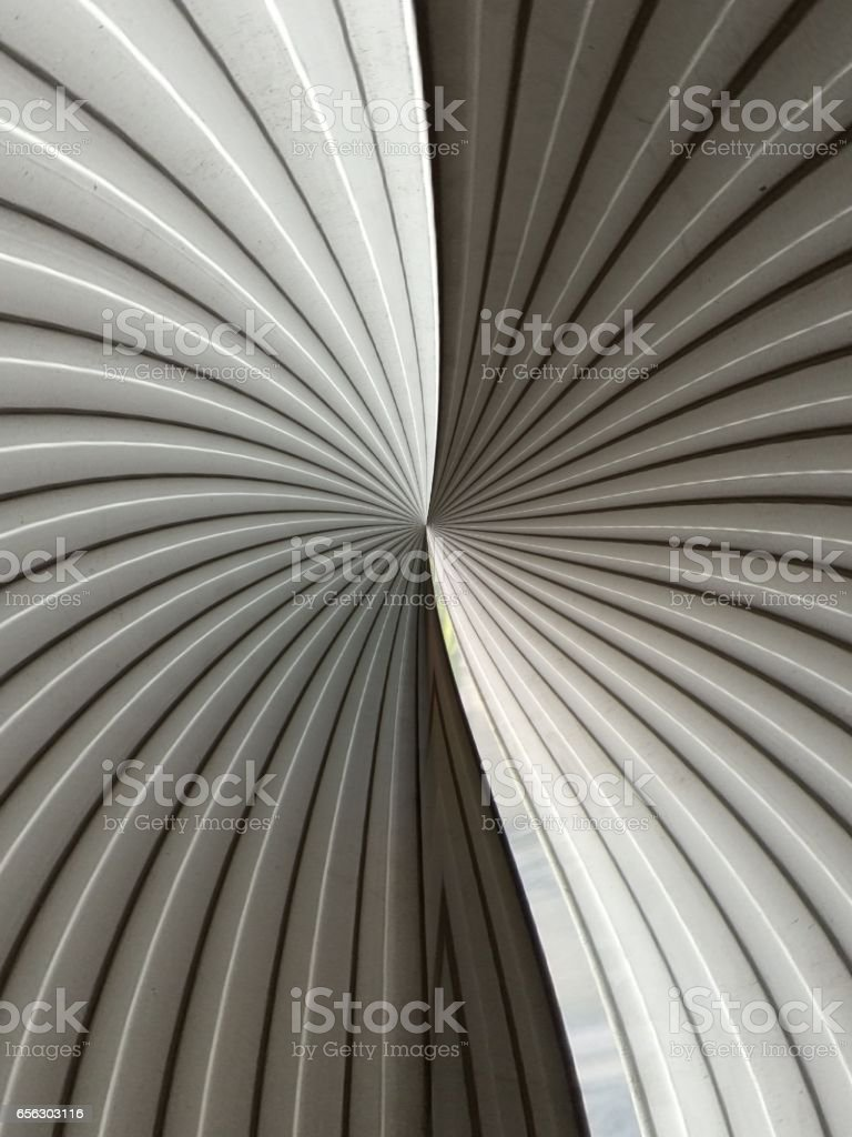 Abstract gray shape used for texture and background stock photo
