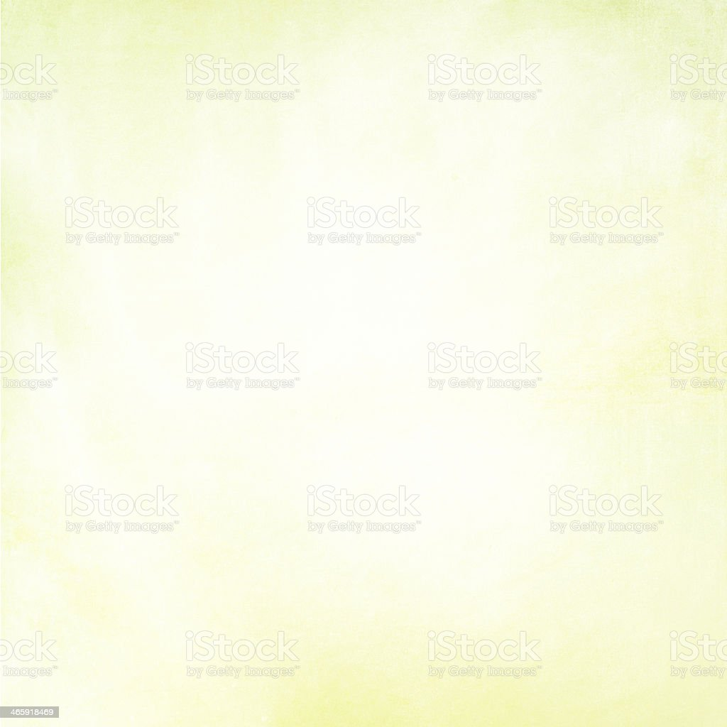 abstract green background with white center and soft pastel green stock photo