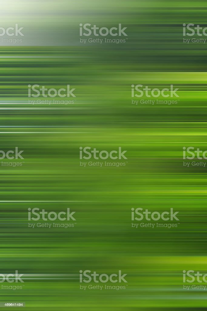 Abstract green blurred background stock photo