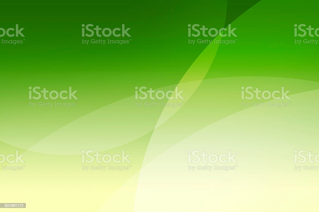 Abstract Green Transparency Background stock photo