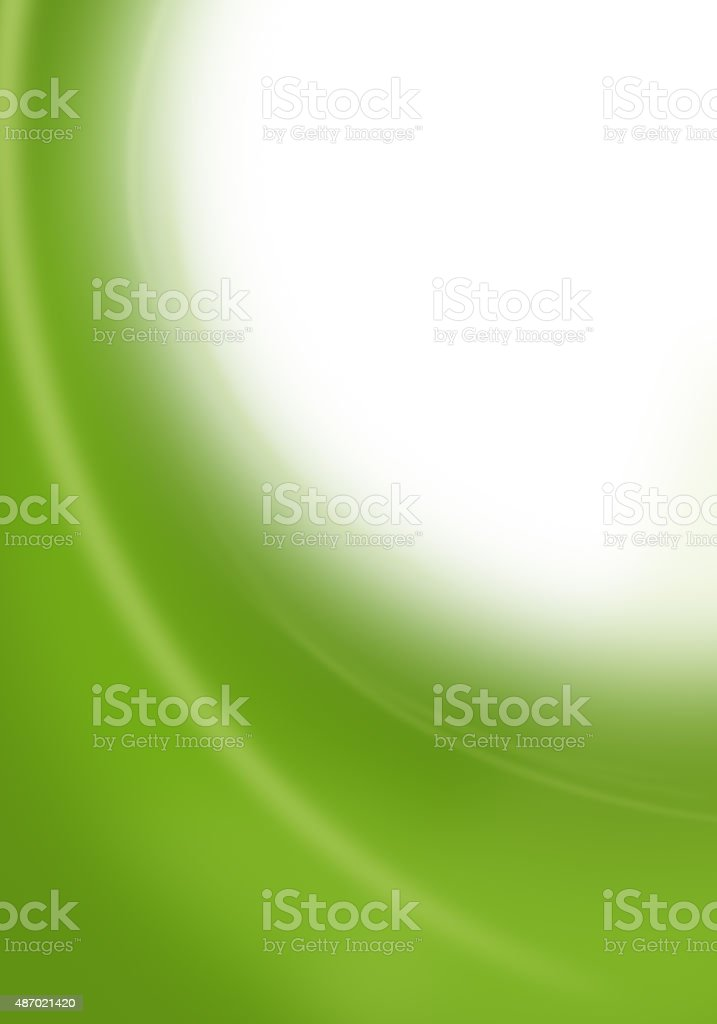 Abstract Green Wallpaper stock photo