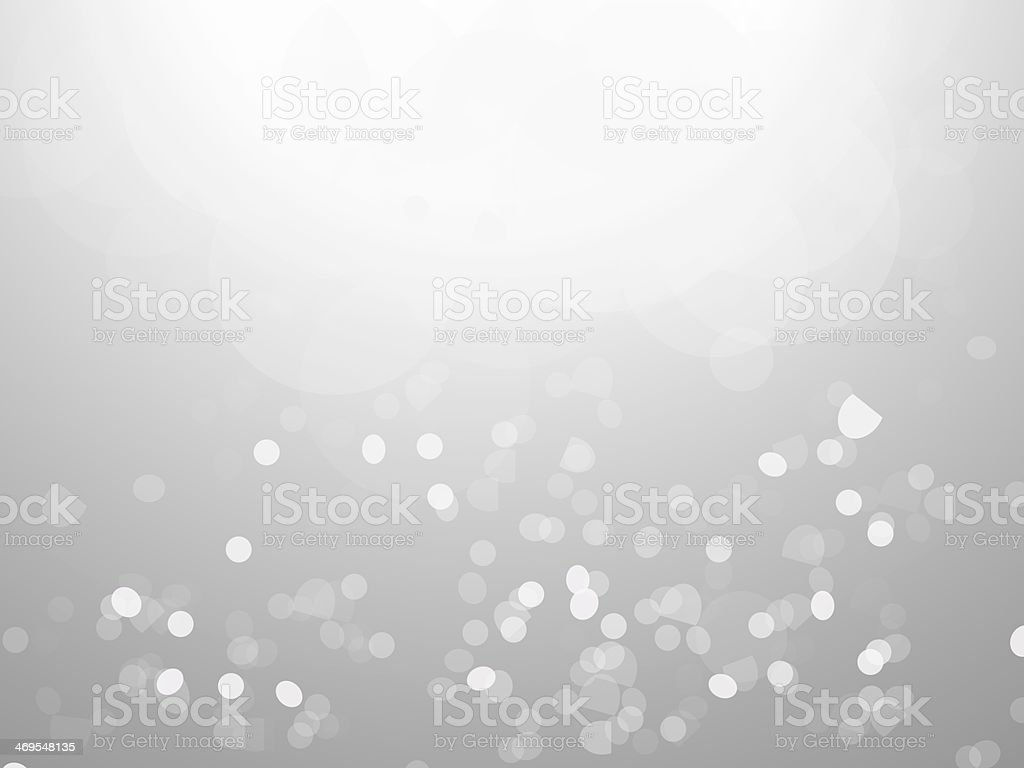 abstract  grey  background with bokeh defocused royalty-free stock photo