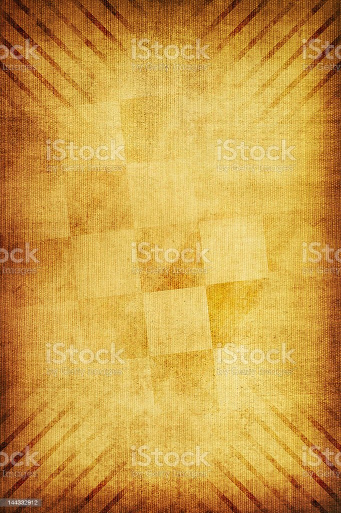 abstract grunge background, old brown paper royalty-free stock photo