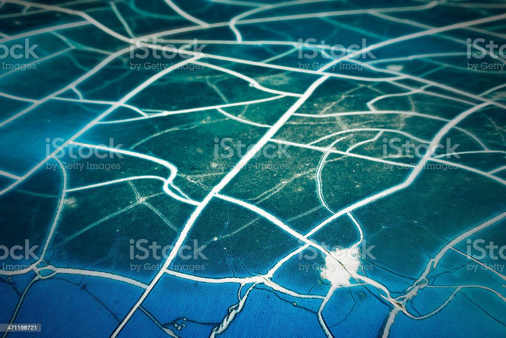 Abstract Grunge Crackle Pattern Effect royalty-free stock photo