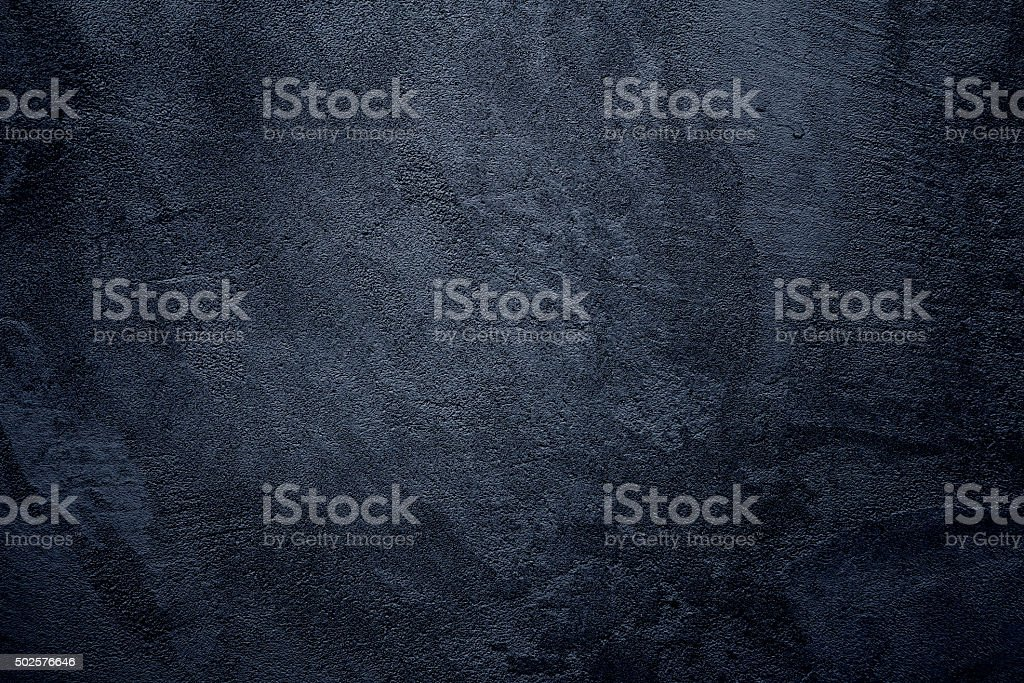 Abstract grunge dark navy background stock photo