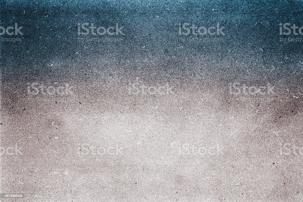 Abstract grunge design in gray and blue tones stock photo